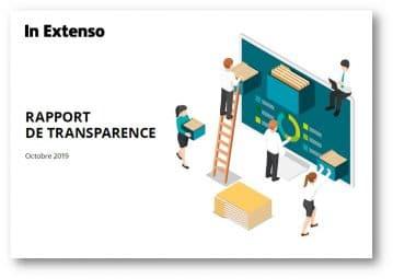 Rapport de transparence