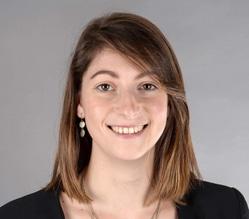 Alexia Simon, conseillère en création Point C