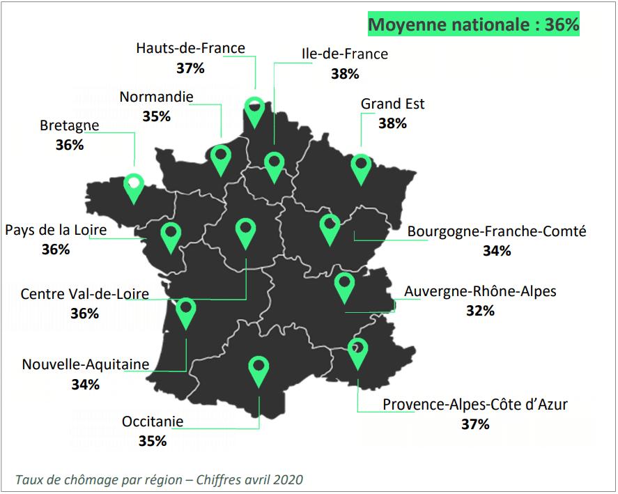 Ile-de-France et Grand-Est : d'une zone rouge sanitaire à une urgence de relance sociale
